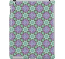 Kaleidoscope Peacock Butterfly Pattern iPad Case/Skin