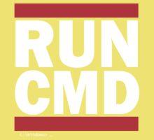 RUN CMD One Piece - Short Sleeve
