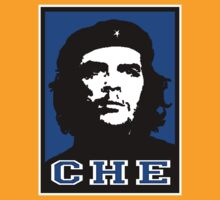 Che Guevera-Blue by OTIS PORRITT