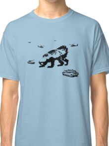 Honey Badger Zilla Classic T-Shirt