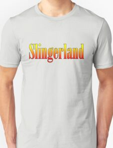 Vintage Slingerland Colorful Unisex T-Shirt