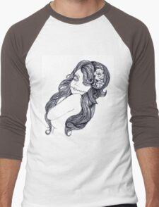Alternative girl Men's Baseball ¾ T-Shirt