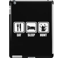 Eat Sleep Duck Hunting iPad Case/Skin