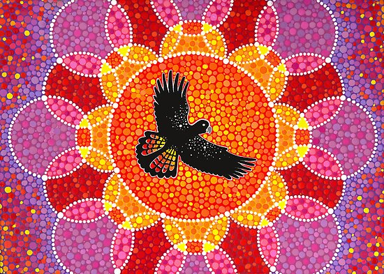 Flight of the Black Cockatoo by Elspeth McLean