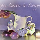 Happy Easter Everyone by Sherry Hallemeier