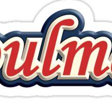 Cool Soulman Sticker