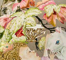 Leaf Tea by EllenCoffin