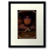 DUNE (1984) Framed Print