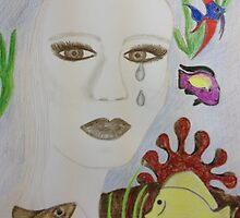 Tropical Tears by Julie Anne Hughes