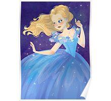 Sparkle Ballgown Poster