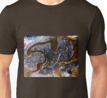 Frozen Puddle Patterns Unisex T-Shirt