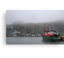 The Mariner Canvas Print