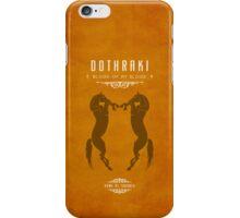 Dothraki iPhone Cover iPhone Case/Skin