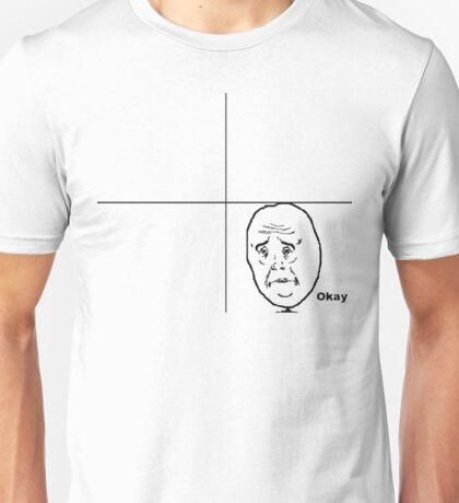Okay Meme fill it in yourself Unisex T-Shirt