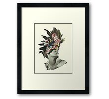 Fully Charged Framed Print