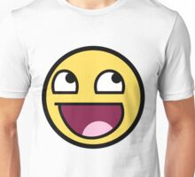 smiley meme Unisex T-Shirt