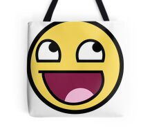 smiley meme Tote Bag