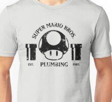 Super Mario Bros. Plumbing Unisex T-Shirt