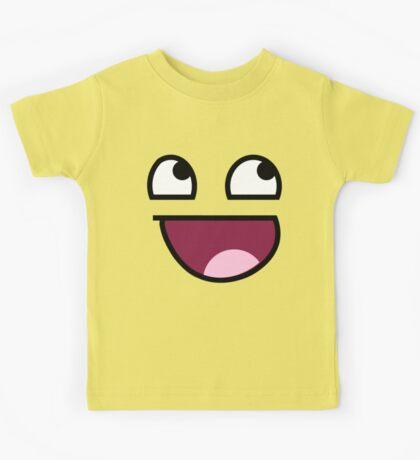 Smiley Meme Kids Tee