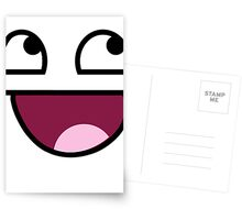 Smiley Meme Greeting Card
