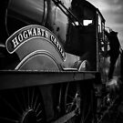 Hogwarts Express by alwatkins1