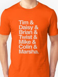 Tim& Daisy & Skip to the end... T-Shirt