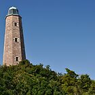 Cape Henry Lighthouse by Monte Morton