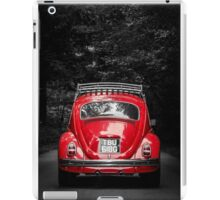 """'TOMMY' VW Beetle """"Life is a Journey"""" iPad Case/Skin"""
