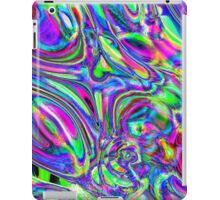 The second night in the sixties iPad Case/Skin
