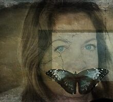 Silence...(Behind blue eyes) by MarieG