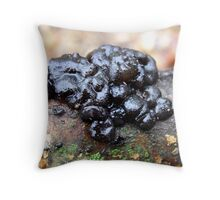 Black Witch Mix Throw Pillow
