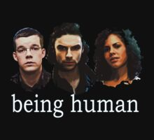 Being Human Team #1 by ideedido