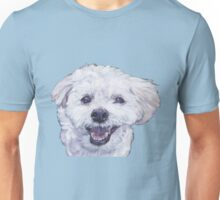 Morkie Fine Art Painting Unisex T-Shirt