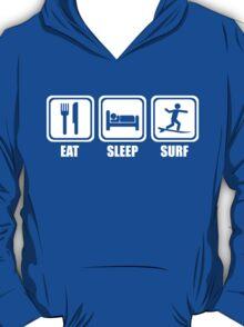 Funny Surfing T Shirt T-Shirt