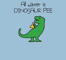 All Water Is Dinosaur Pee (T-Rex) Unisex T-Shirt