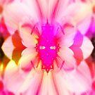 Pink Dahlia by TheSassyYank