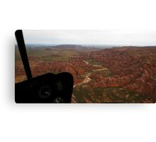 Bungles from the air Canvas Print