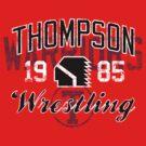 Thompson Wrestling 2 by popnerd