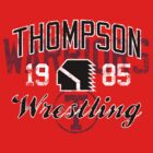 Thompson Wrestling 2 by popnerd