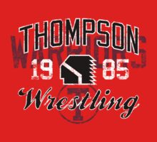 Thompson Wrestling 2 T-Shirt
