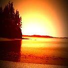Brighter Horizon iPhone/iPod case by TheSassyYank