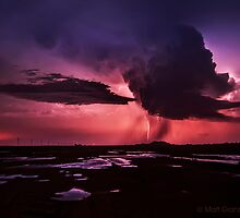 Toxic Rain by MattGranz