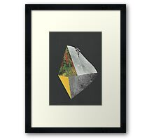 Beyond the Edge 2 Framed Print