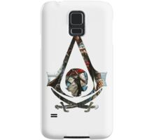 Assassins Creed - Black Flag  Samsung Galaxy Case/Skin