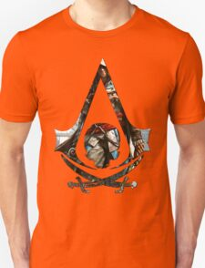 Assassins Creed - Black Flag  T-Shirt