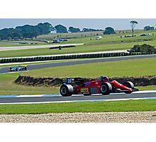 1985 F1 Ferrari  Photographic Print
