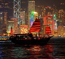 Classic Hong Kong by Cameron B