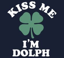 Kiss me, Im DOLPH by theoror