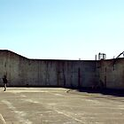Alcatraz Walls 2 by Katrina Gubbins