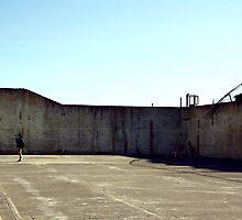 Alcatraz Walls 2 by katrina-marie